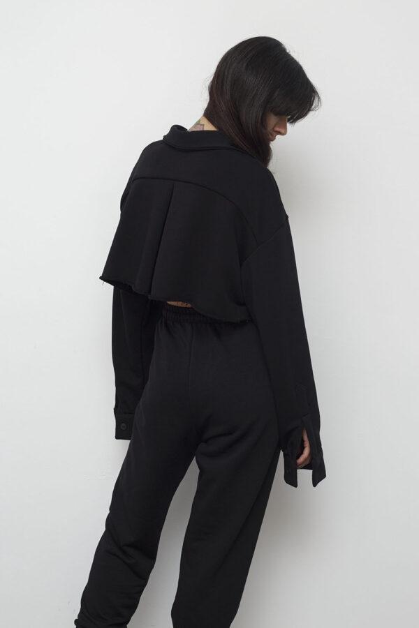 Jogger Sweatpants – Black