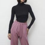 Jogger Sweatpants – Dusty Pink