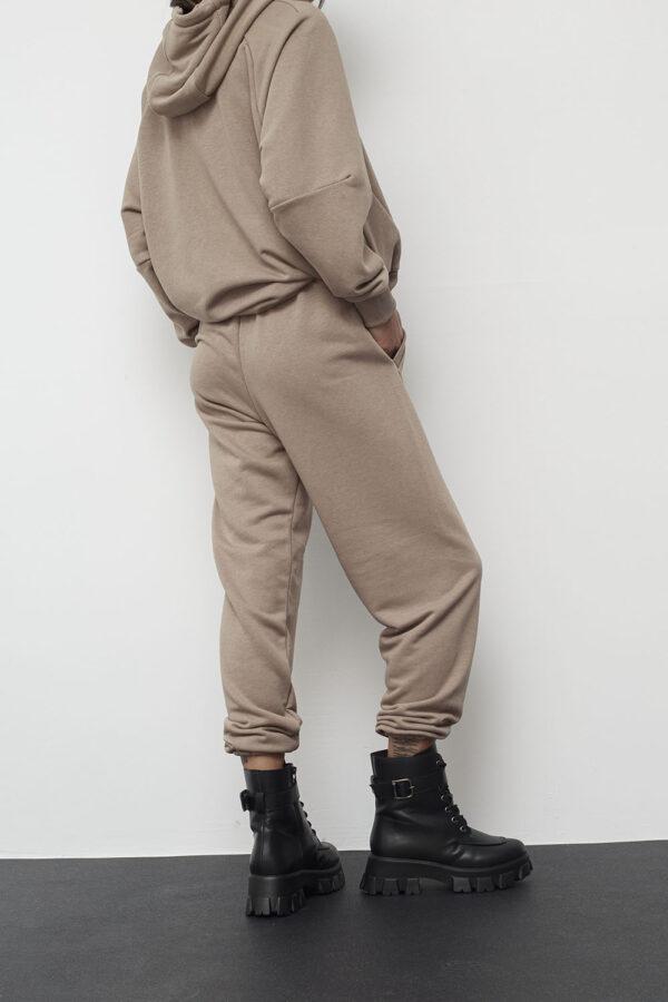 Jogger Sweatpants – Beige