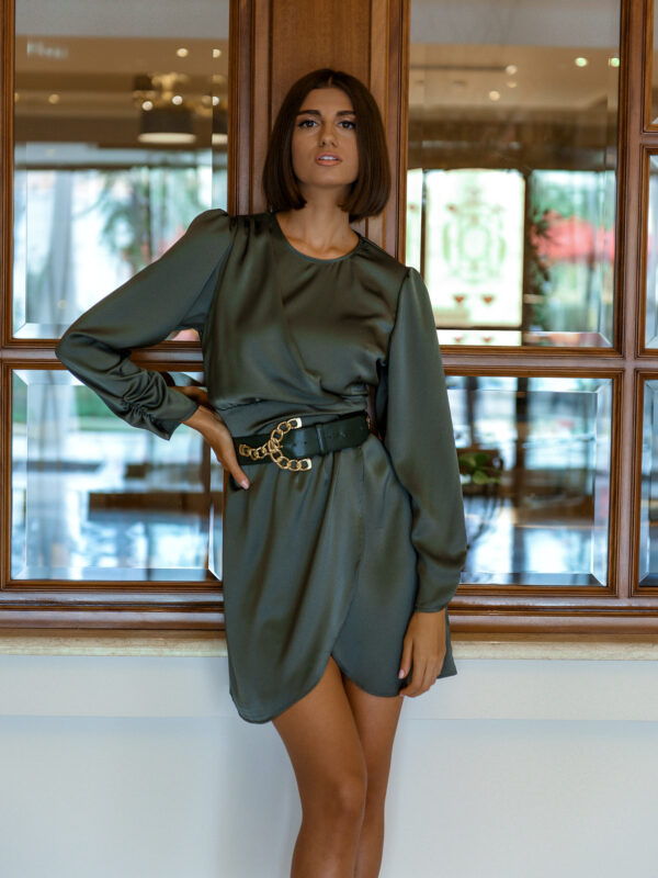 Luisa Dress – Khaki
