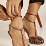Stella Sandals – Fango