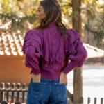 Princess Knit – Magenta