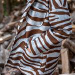 Animal Print Light Coat