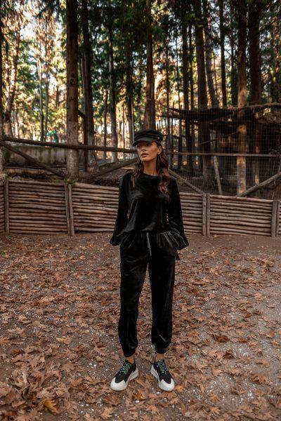 Lauren Velvet Loungewear