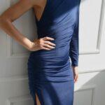 Brenda Blue Dress