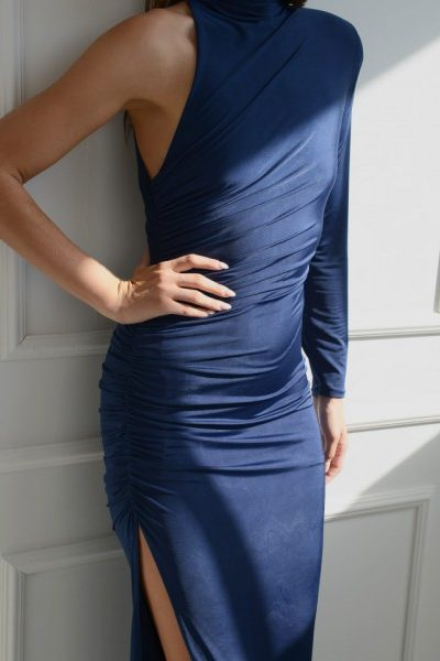 Brenda Blue Dress