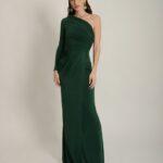 Paris Green Dress
