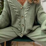Julia Knit Set – Mint