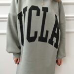 UCLA Oversized Hoodie – Lilac – Clay