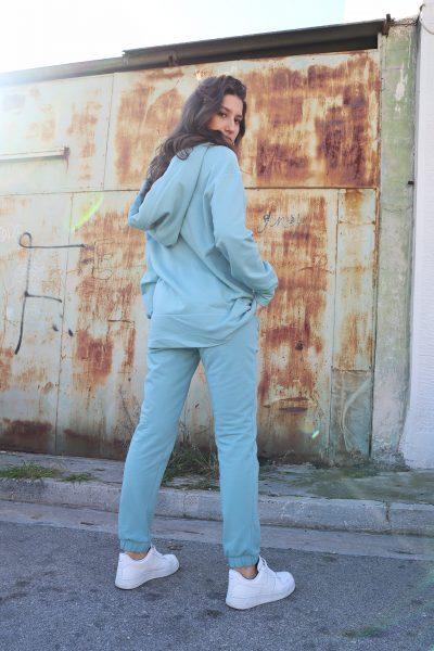 Sweater Jogger Pants – Mint