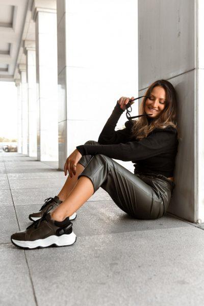 D8 Mas Fango Sneakers