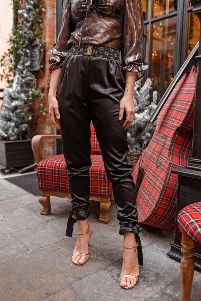 Kendall Silky Pants